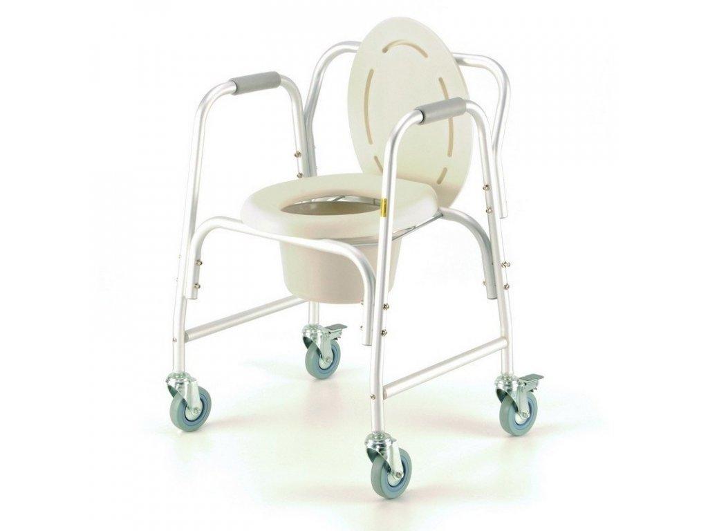 Toaletné kreslo pojazdné, 516 C