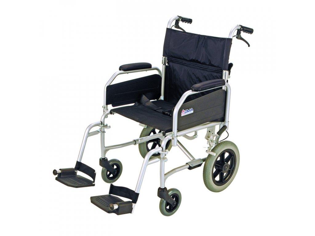 Invalidný vozík transportný, 378-23