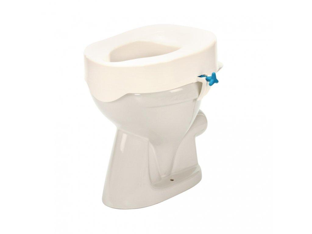 Nadstavec na WC 10 cm s fixaciou, Rehotec 9/7210