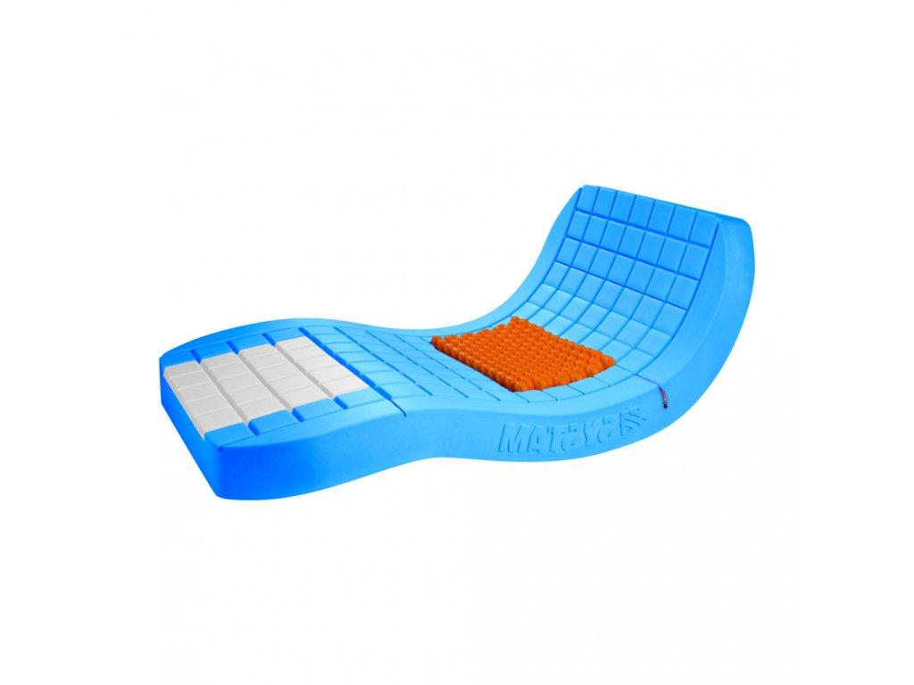 Antidekubitný matrac s pamäťou, Combiflex AIR