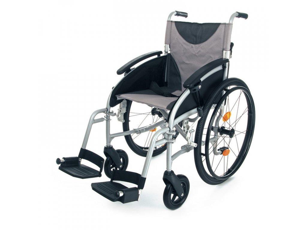 Vozík invalidný odľahčený, 358-23