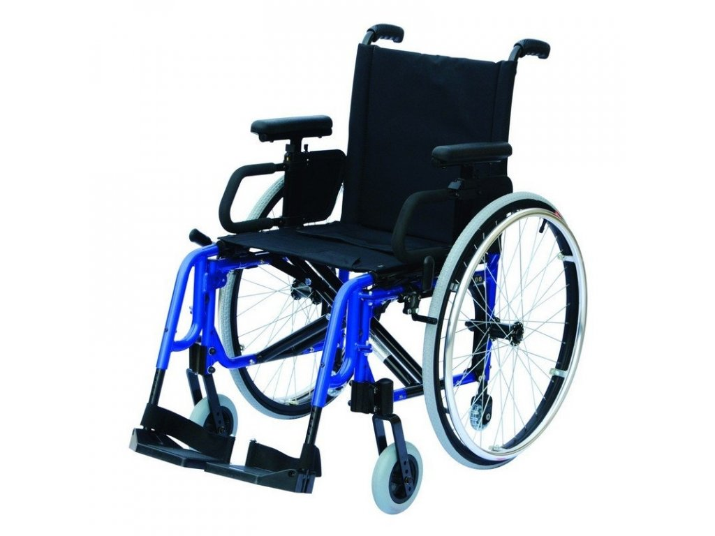 Invalidný vozík variabilný, Progeo Basic Light