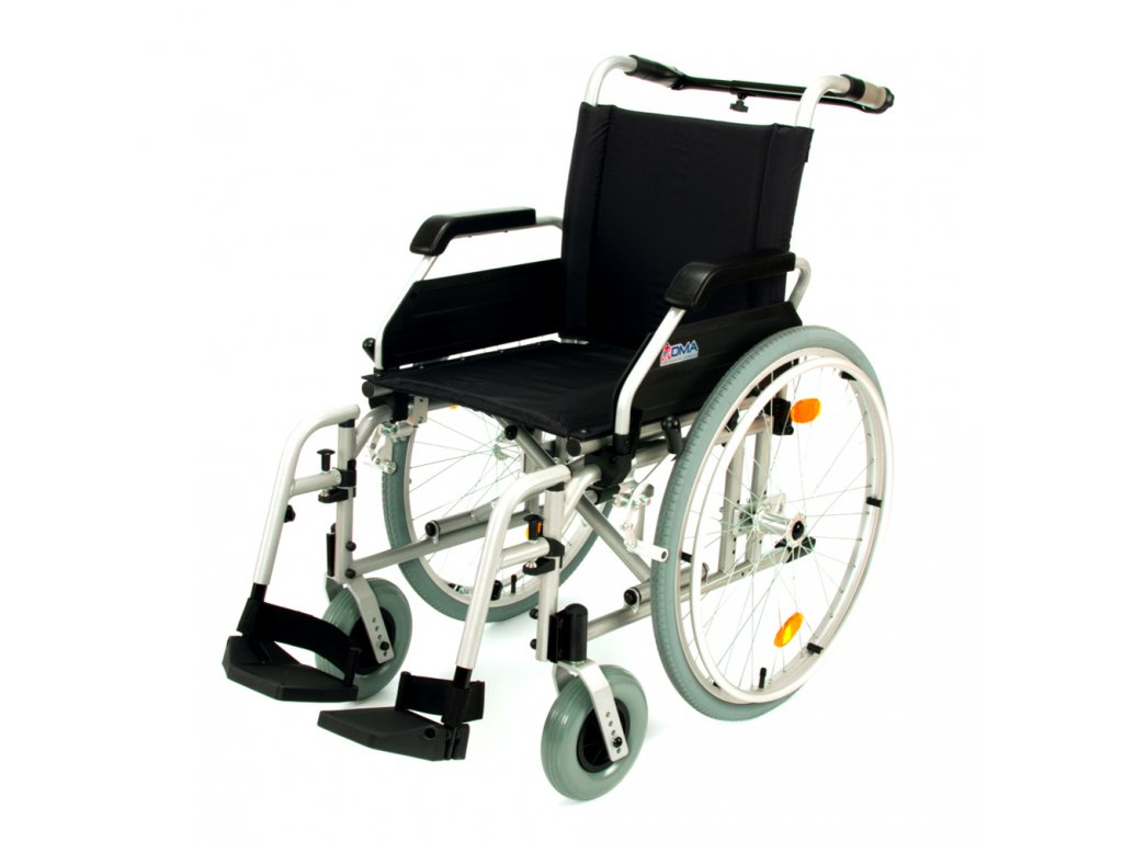 Invalidný vozík štandardný, S 218-24 WHD  + Darček podľa vášho výberu
