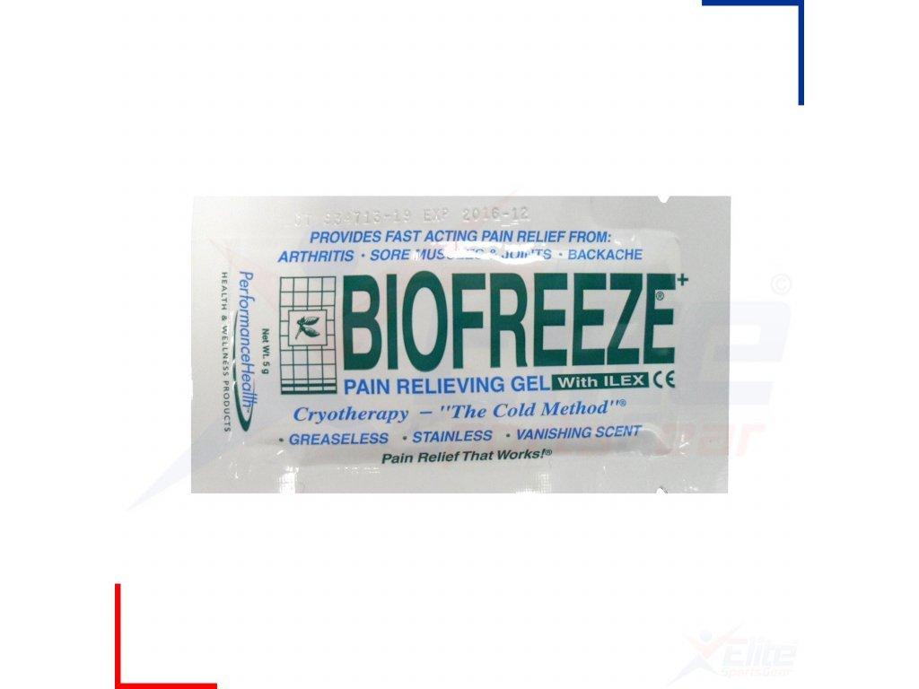 Biofreeze Gel 5 ml vzorek