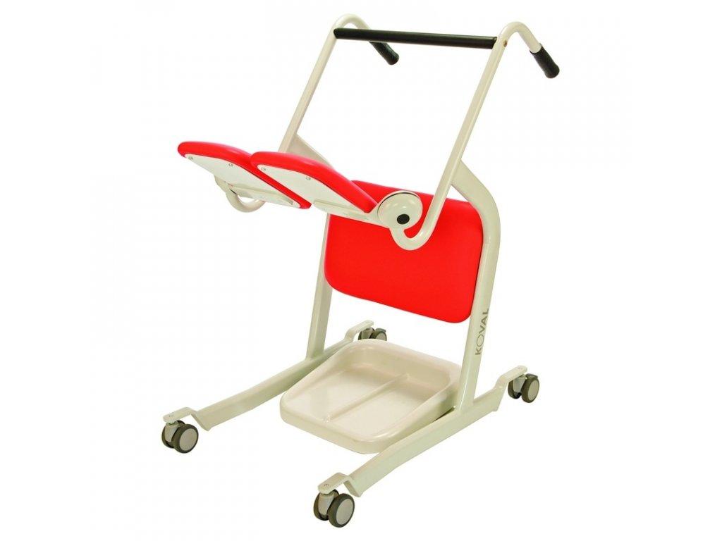 Vozík na prevoz pacientov, Mover