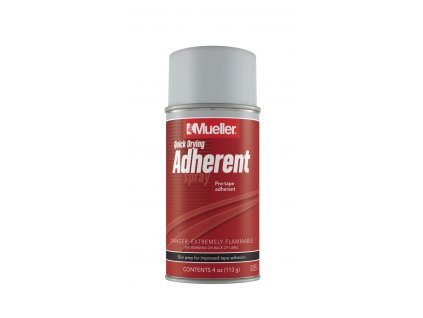 Mueller Quick Drying Adherent Spray (Q.D.A.), aerosólový sprej, malý 118 ml