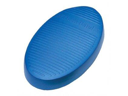 Thera-Band balanční podložka, modrá - měkká, 41x23x5cm