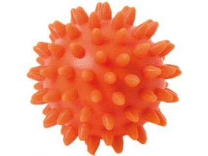 Thera-Band masážna loptička ježko, 6 cm, oranžový