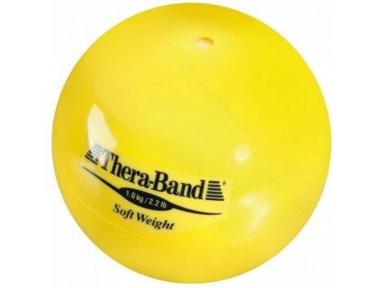 Thera-Band Medicinbal 1 kg, žlutý