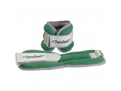 Thera-Band set tréningových závaží, 700 g, zelený