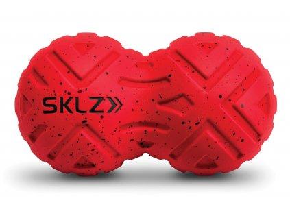 SKLZ Universal Massage Roller, dvojitá masážna lopta