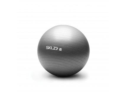 SKLZ Stability Ball, gymnastická lopta 55 cm, svetlo šedá
