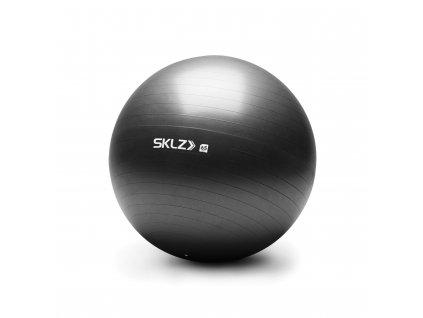 SKLZ Stability Ball, gymnastická lopta 65 cm, tmavo šedá