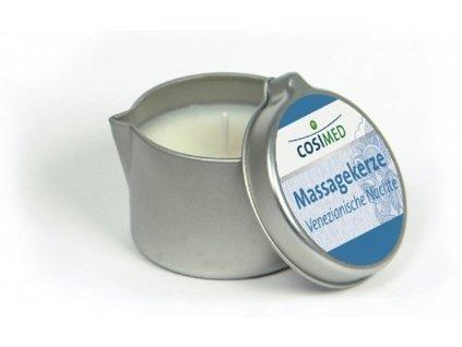 cosiMed masážna sviečka Benátska noc - 40 g
