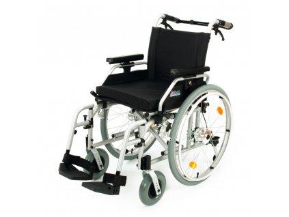 Invalidný vozík s brzdami, 108-23