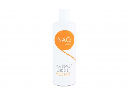 NAQI masážna emulzia Medium (bez parafínu)