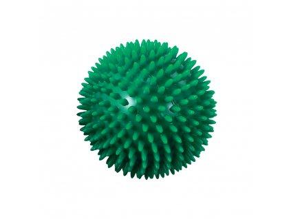 Masážna loptička ježko, Green 8