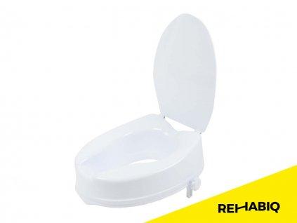Rehabiq Nadstavec na WC s poklopom