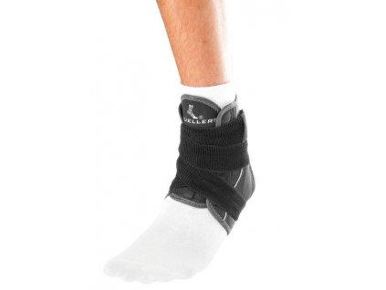 Mueller Hg80® Premium Ankle Brace w/Straps, členková ortéza s pásmi