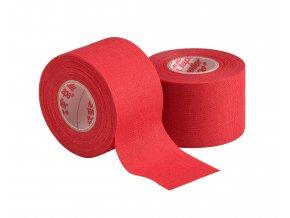 Mueller MTape® Team Colors, fixační tejpovací páska 3,8cm, červená