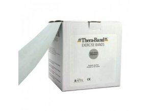 Thera-Band posilovací guma 45,5 m, stříbrná, super silná
