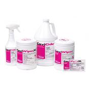 Hodnocení dezinfekčních prostředků CaviCide a CaviWipes