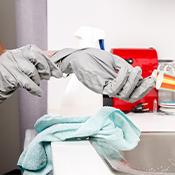 Jak používat dezinfekční prostředky