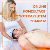 Online konzultace s fyzioterapeutem