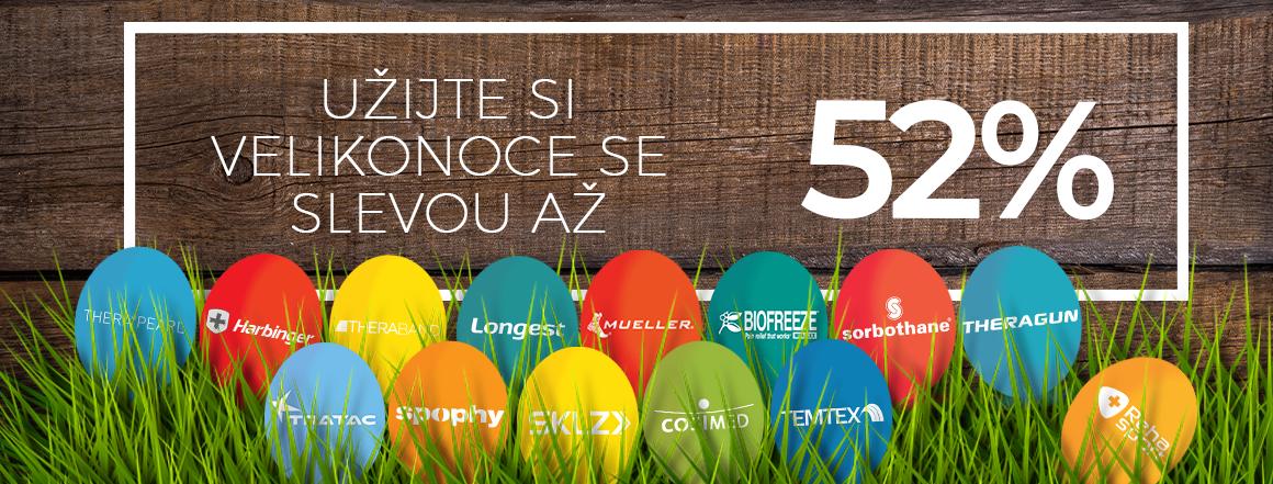 Velikonoční nadílka slevy až 52%
