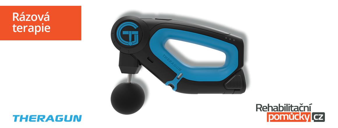 TgeraGun - masážní vibrační přístroj