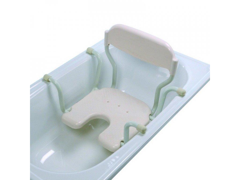 Sedačka do vany s výřezem, BE 06W
