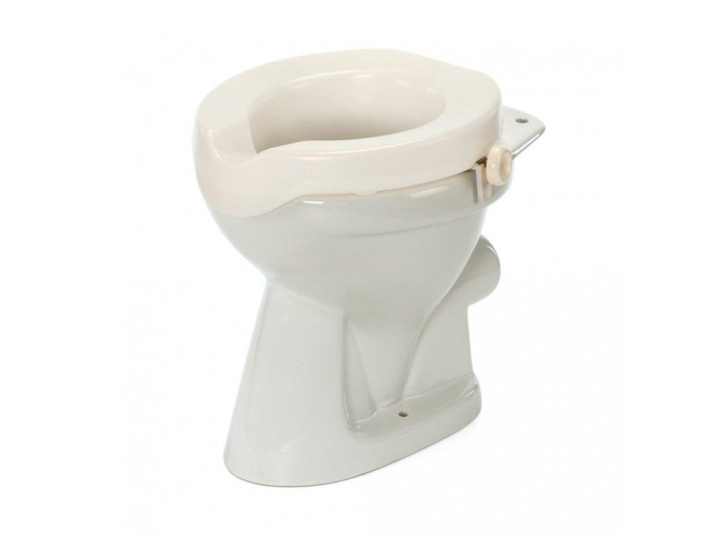 Nástavec na WC 5 cm s fixací, 4972