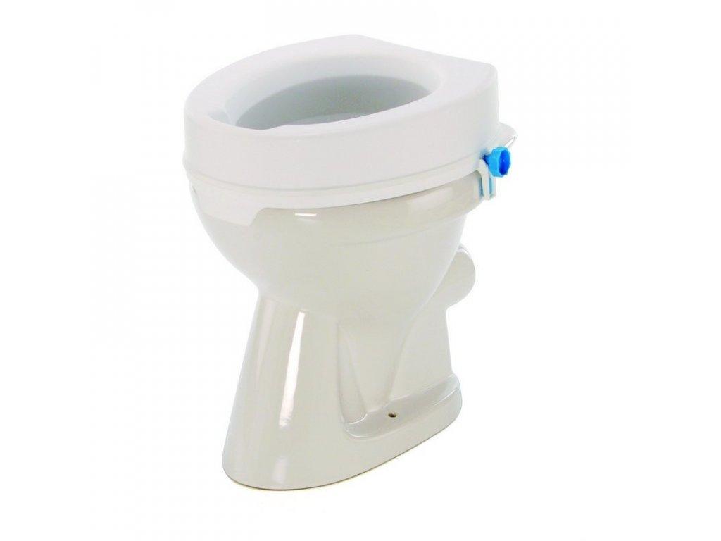 Nástavec na WC 10 cm s fixací, 575 B