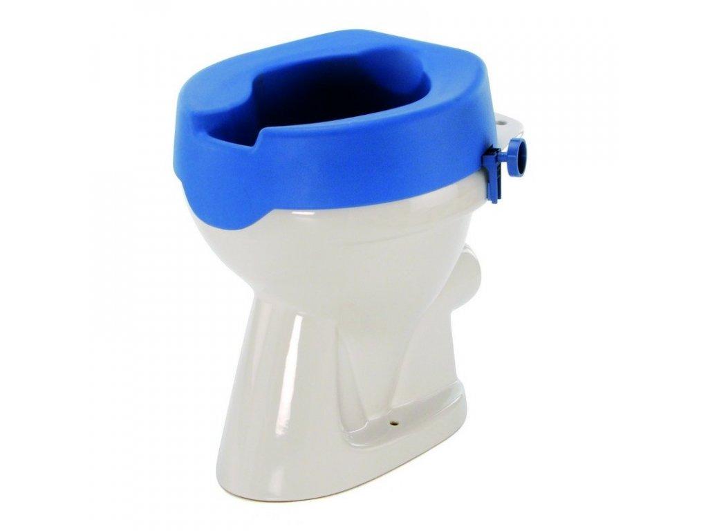 Nástavec na WC 10 cm s fixací, Super 508
