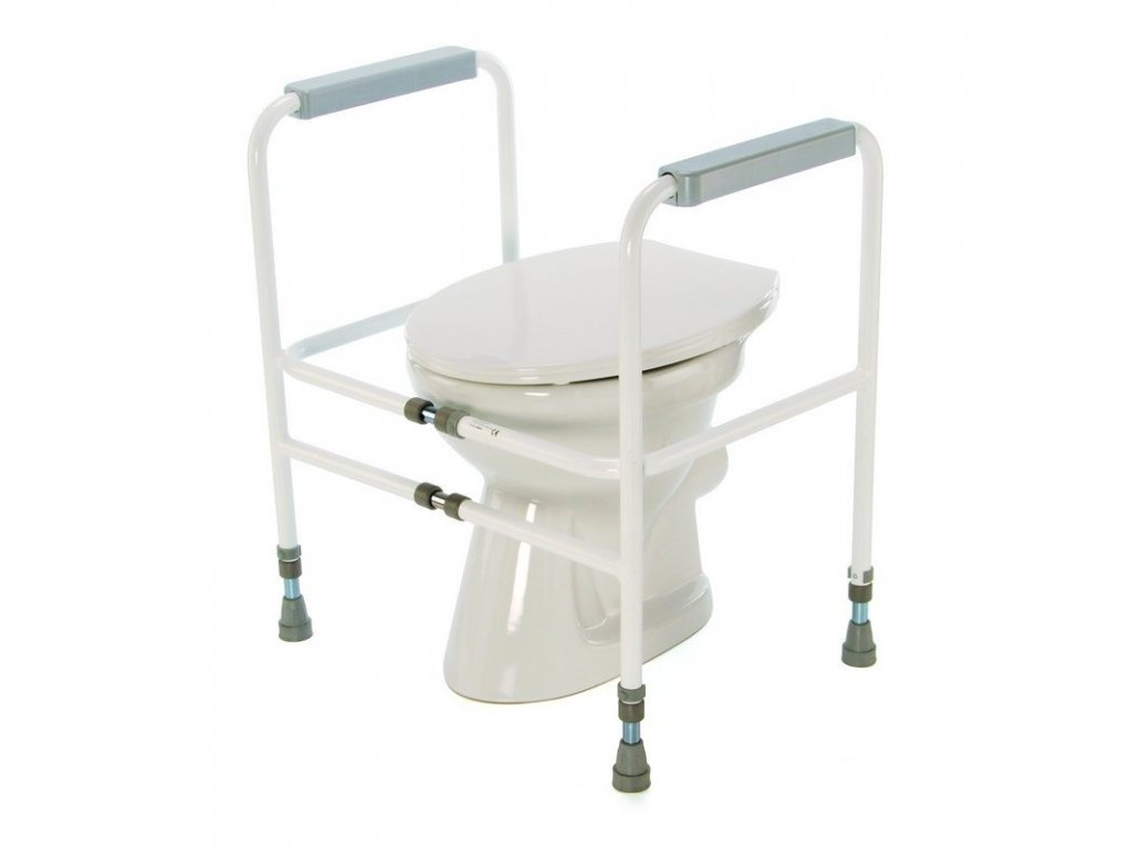Podpěra k WC roztažitelná, 4321 EX