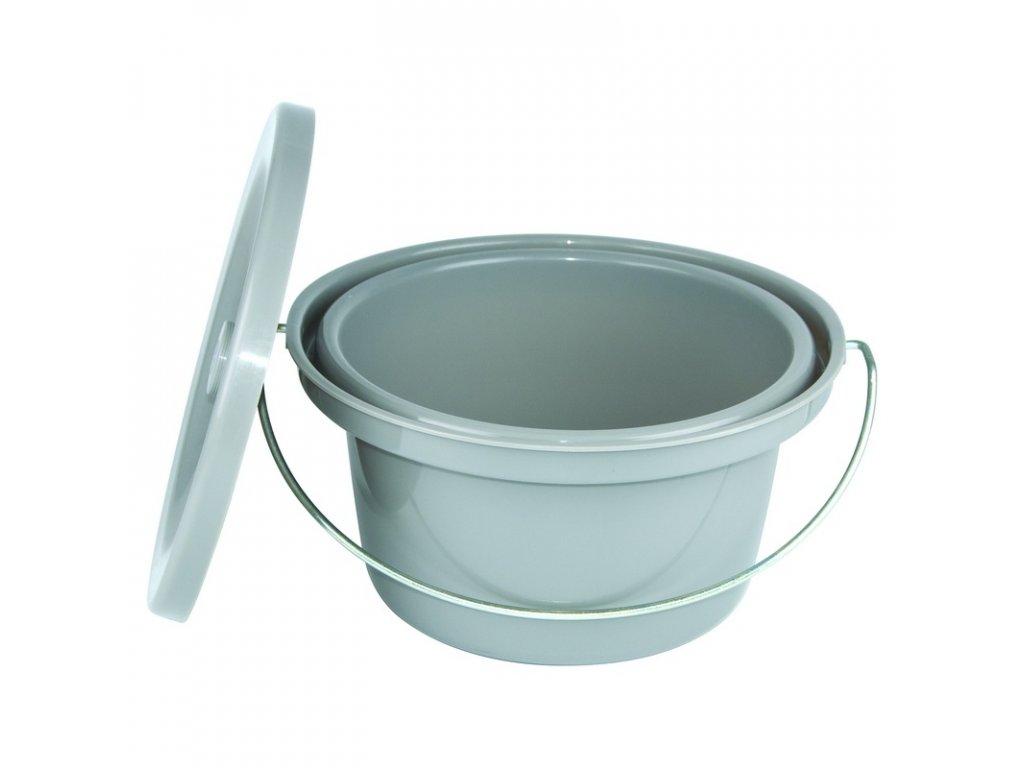 Toaletní nádoba s víkem, ACC/5R