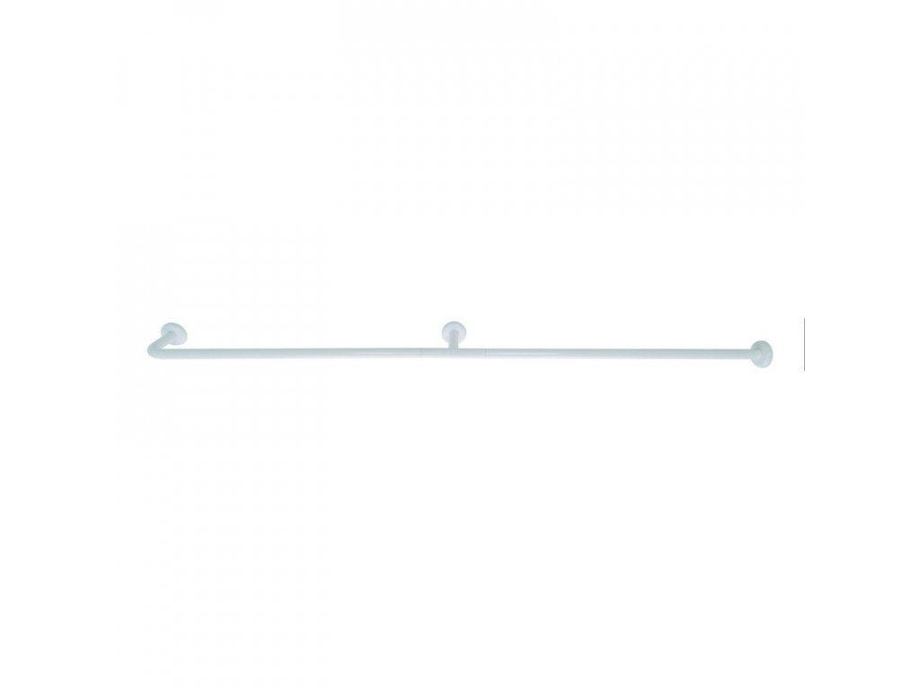 Madlo kovové dlouhé, EH 76 VF