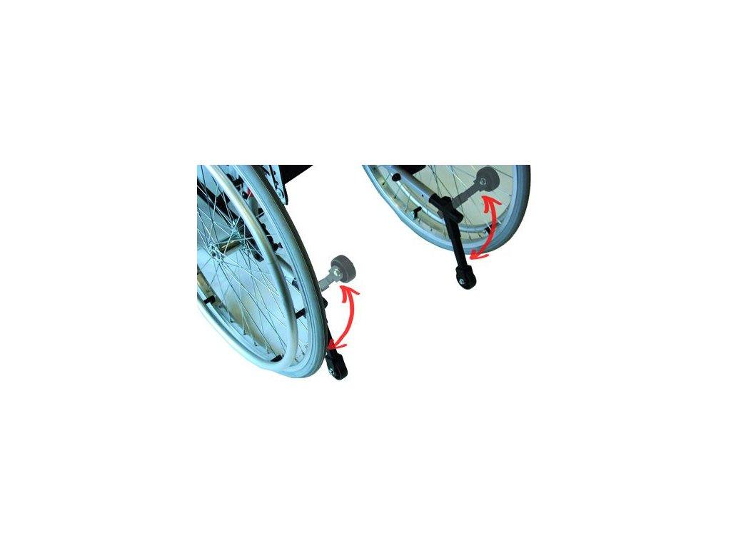 Stabilizační kolečka, RP 400