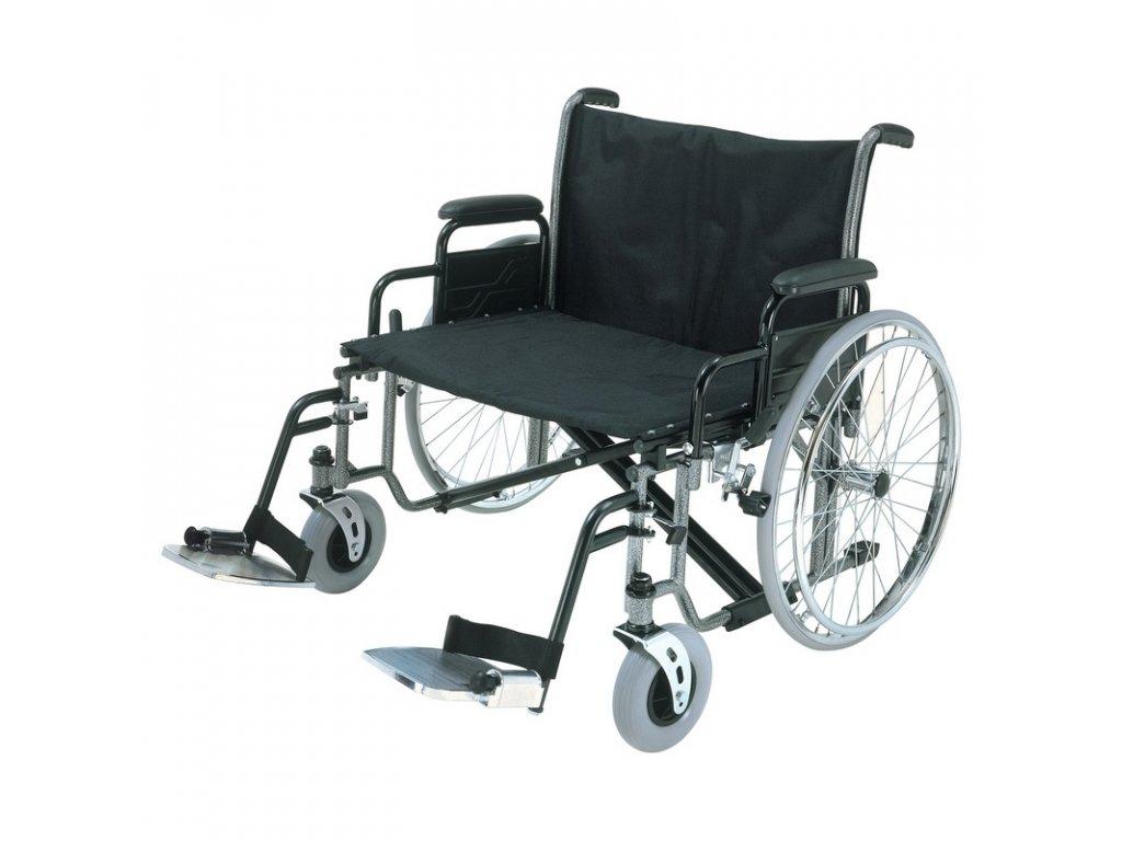Invalidní vozík zesílený