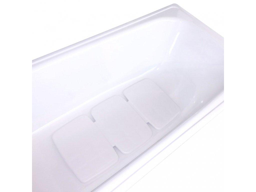 Protiskluzová podložka do vany