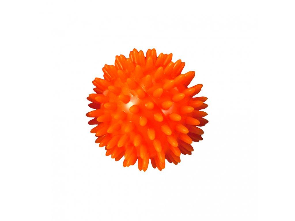 Masážní míček ježek, Orange 7  + Dárek dle vašeho výběru