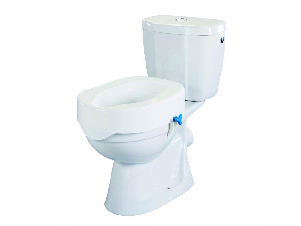 Nástavec na WC 13 cm s fixací, Rehotec 9/7213