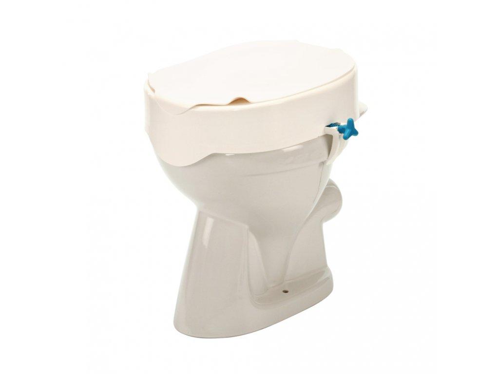 Nástavec na WC 10 cm poklop, Rehotec 9/7210C