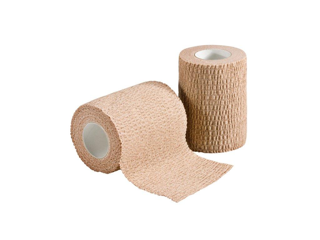 Mueller M-Lastic® Tape, samodržící strečový tejp, 7,6cm x 4,5m  + Dárek dle vašeho výběru
