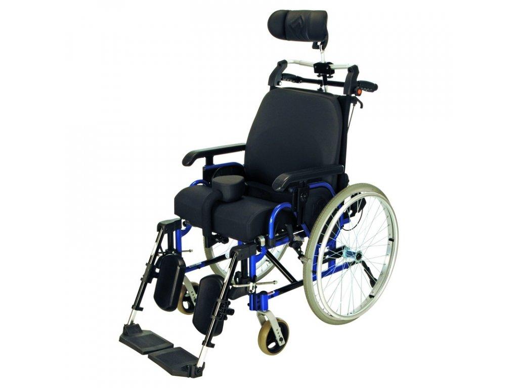 Invalidní vozík polohovací, Alto Plus Confort