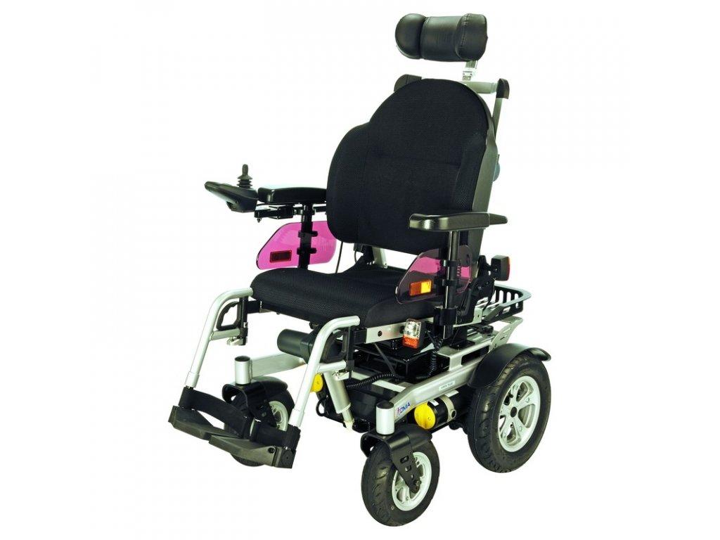 Invalidní elektrický vozík, Viper Plus