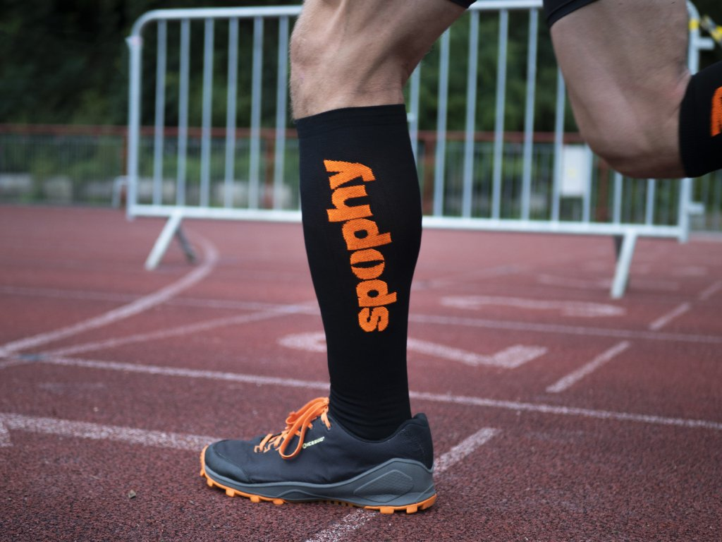 Spophy Compression and Recovery Socks, kompresní podkolenky