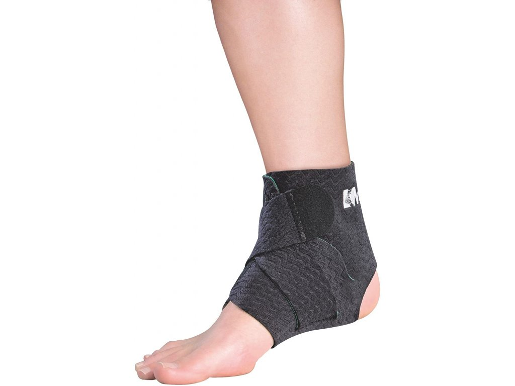Mueller Green Adjustable Ankle Support, ortéza na kotník