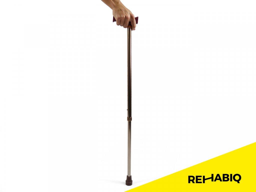 Rehabiq Duralová hůl anatomická