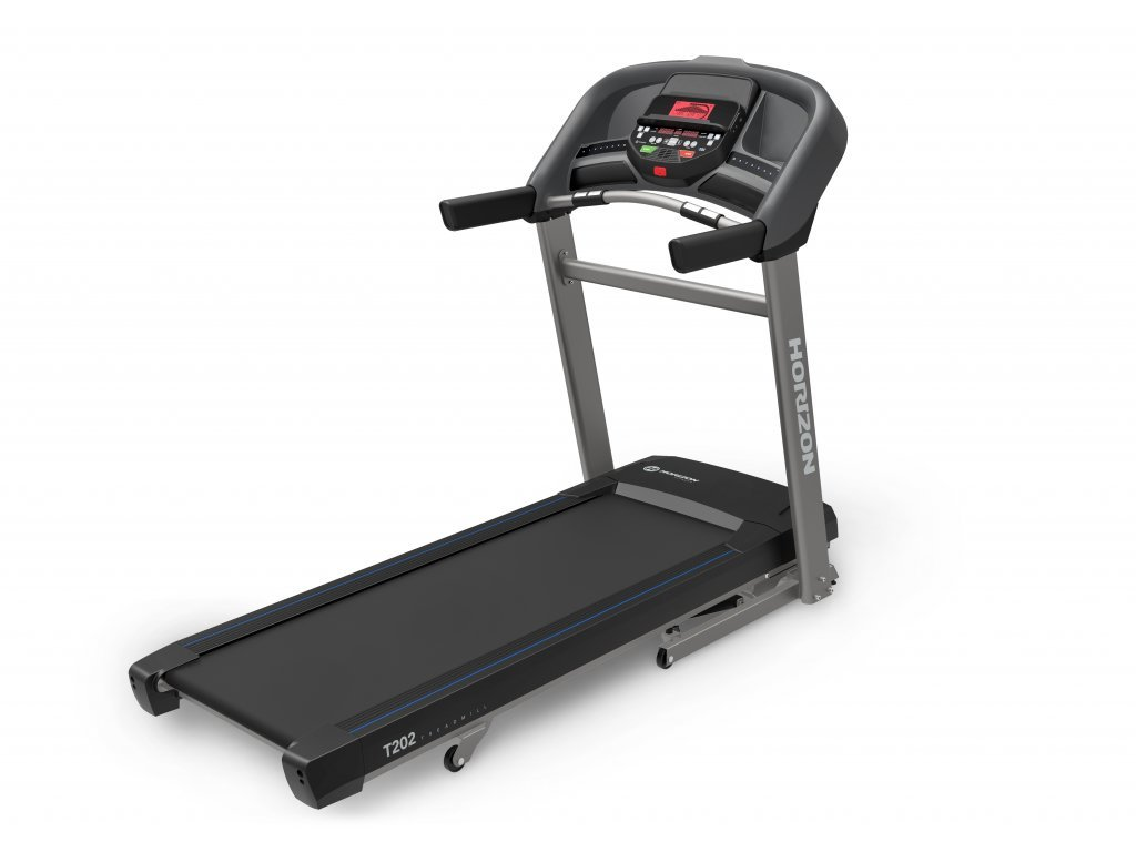 Běžecký pás Horizon Fitness T202